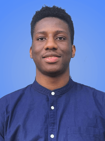 Mechanical Engineering Junior Oluwatisefunmi Ayo-Idowu